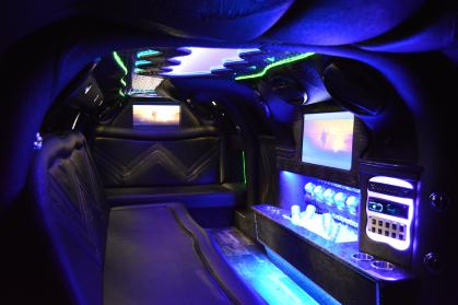 North Port Dodge Challenger Stretch Limo