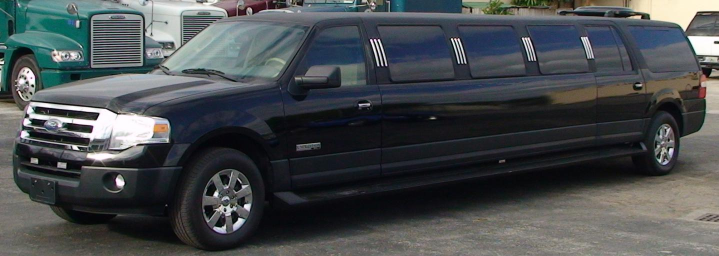 Tarpon Springs Expedition Stretch Limo