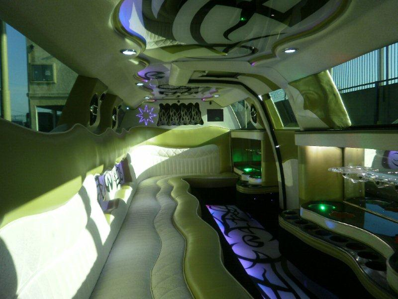 Tarpon Springs Excursion Stretch Limo