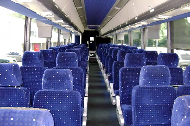 Tarpon Springs Coach Bus