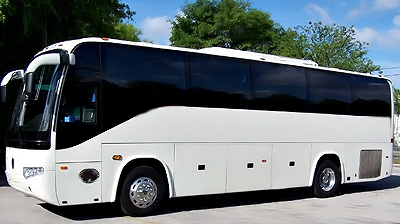 North Port Coach Bus