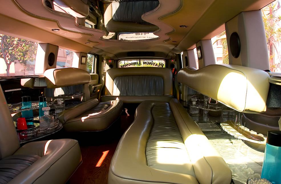 Winter Haven White Hummer Limo