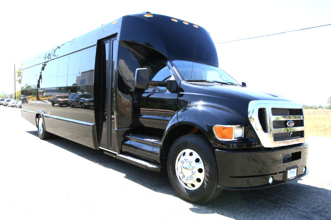 Near You 30 Passenger Party Bus
